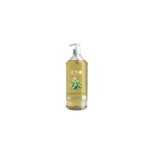 C'bio Shampooing fortifiant Quinquina Sauge Citron 1L