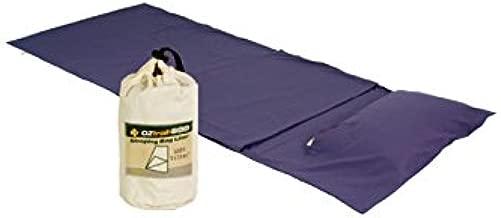 Oztrail - Saco sábana de algodón YHA ACS-SLCY-B Sleeping Bag liner ...