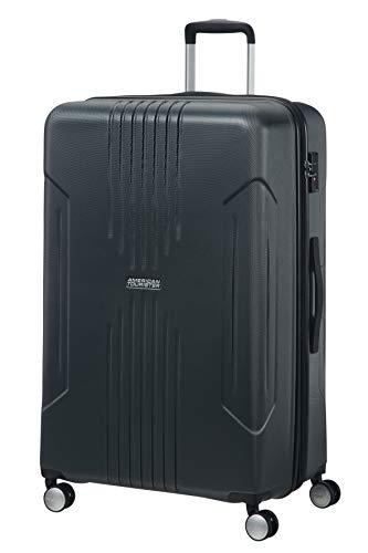 American Tourister Tracklite - Spinner Large Expandable Koffer, 78 cm, 120L, Dark Slate