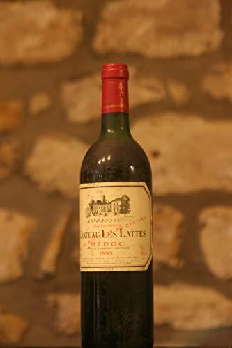 Rotwein, Château Les Lattes 1993