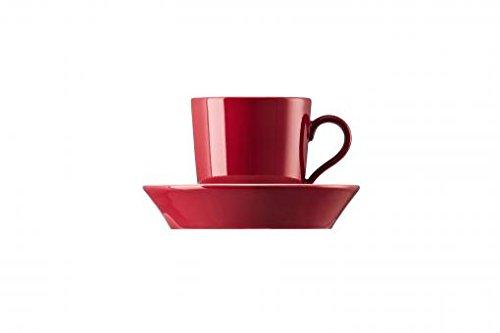 Set 2-tlg. Espressotasse mit Untertasse 0, 11ltr./10cm TRIC AMARENA Arzberg