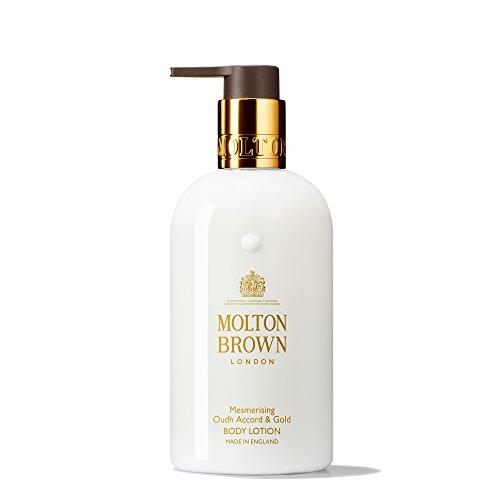 Molton Brown Mesmerising Oudh Accord & Gold Lozione per il corpo, 300 ml