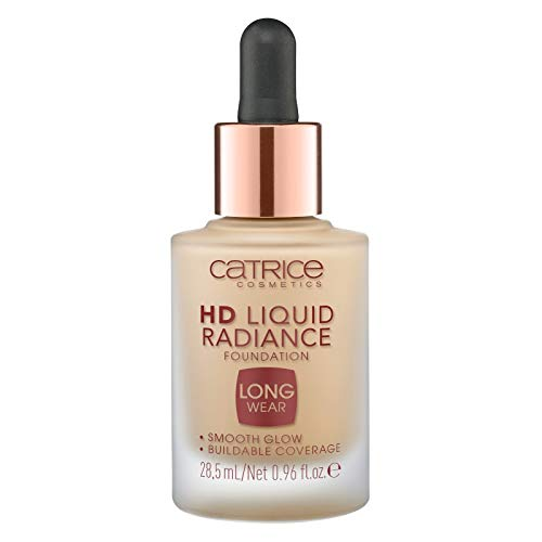 Catrice - Foundation - HD Liquid Radiance Foundation 030