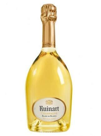 Champagne Blanc de Blancs Blanc - Champagne Ruinart - Cépage Chardonnay - 75cl - 15/20 La Revue du Vin de France