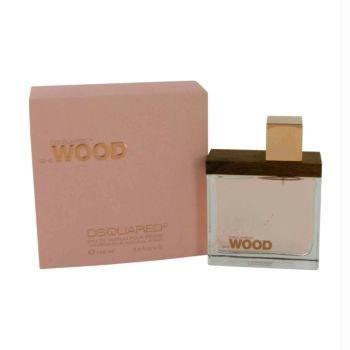 She Wood by Dsquared2 Eau De Parfum Spray 100 ml