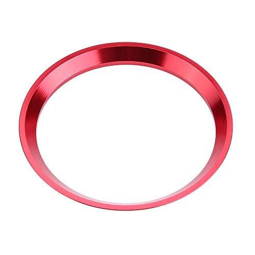 Anello del volante, rivestimento del cosostituzione perchio dell'anello del volante dell'automobile sostituzione per CLA GLK Classe A W204 W246 W176 W117 C117 产品 标题 (titolo) :(rosso)
