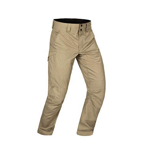 Claw Gear Defiant Tactical Pant, kaki, 33 W / 36 L