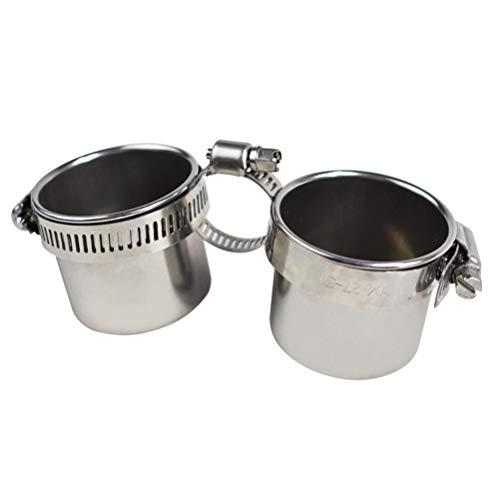 TEHAUX 1 alimentador de loros de pie, accesorio para alimentador de loros para mascotas