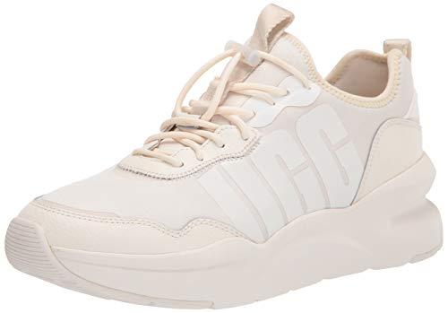 UGG Female LA Daze Shoe, Jasmine / White, 7 (UK)