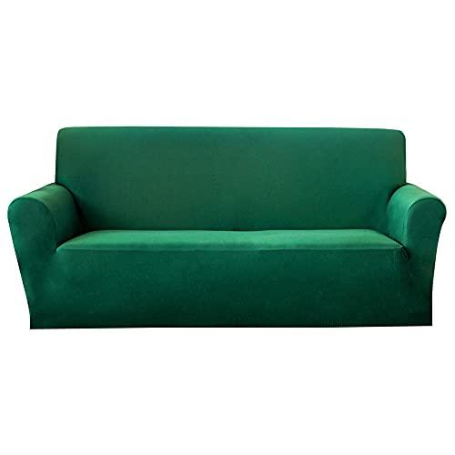 Estampada Cubre Sofa,Juego de sofás elásticos con Todo Incluido, la Funda del sofá es Adecuada para sofás de Cuero, sofá en Forma de L-A20_L