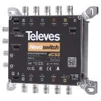 Televes Multischalter 5 in 2x16 NEVO-SCR dCSS kaska. MSU5216C