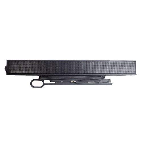 HP Soundbar H-108 Lautsprecher, LCD-Display, Klinkenstecker USB 531565-101 532112-001