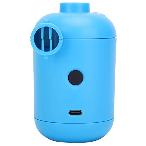 LIUTT Bomba Inflable eléctrica-HT-426 Bomba de Aire eléctrica USB Universal DC5V Inflador para Bote neumático Sofá Cama Inflable