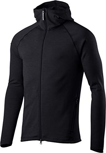 Houdini Outright Houdi Fleece Jacket Men, Rock Black Modèle XXL 2020 Veste