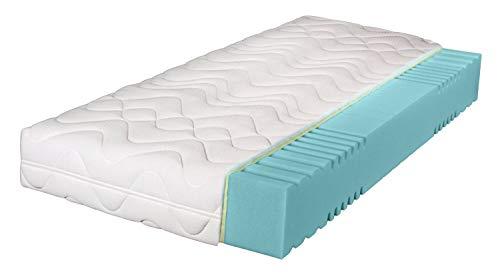 Wolkenwunder Komfort Komfortschaummatratze, Härtegrad:H2 | H2 Partnermatratze, Größe:200x200 cm