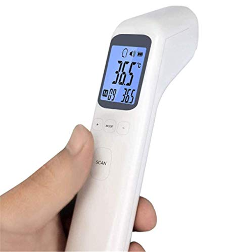 Tragbares Berührungsloses Handheld-Infrarot-Thermometer Hochpräzises Thermometer Industrielles Temperaturmessgerät