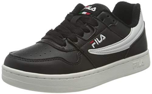 FILA Arcade JR buty sportowe dla dzieci, uniseks, czarny - czarny - 38 EU