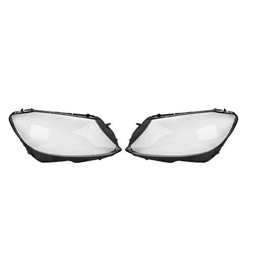 Scheinwerfer Glasabdeckung New 1Pair Auto Klar Scheinwerfer-Kopf-Licht-Lampe Objektivabdeckung Kopf-Licht-Lampen-Abdeckung Fit For Mercedes Benz W205 C180 C200 C280 C300 C260L 2015 Auto Klare Scheinwe