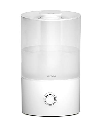 raydrop Humidifier for Bedroom , Top Fill 3.5 L...