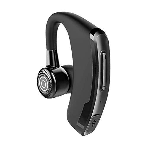 XIXIDIAN Auriculares Bluetooth, tipos de oreja colgantes Auriculares inalámbricos manos libres para teléfonos celulares, Auriculares inalámbricos Bluetooth Auriculares Bluetooth Auriculares inalámbric