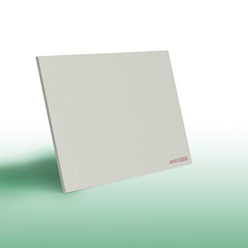 PowerSun Infrarotheizung Weiß Frameless bis 900W (40 x 120cm) 600W