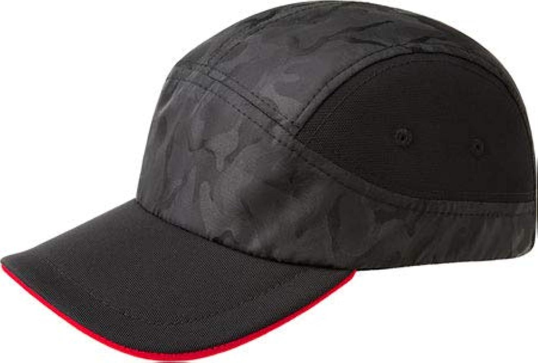 カンゴール ハット 帽子 メンズ Trio Quarto Baseball Cap Black