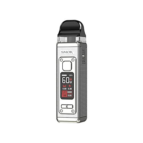 S-MoK RPM4 Kit (Champaña pálida) 60 W, kit electrónico de vapeo con batería de 1650 mAh con atomizador de cartucho LP2 / RPM de 5 ml, sin nicotina