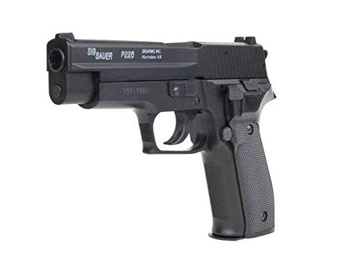 Sig Sauer P226 Softair Pistole H.P.A. mit Metallschlitten, Kal. 6mm BB, Federdruck-System <0.5 Joule, 203558
