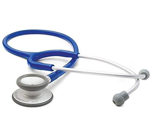 ADC Stethoskop in Royal Blue| ADC Adscope®-Lite 619 Ultra-lite Clinician...