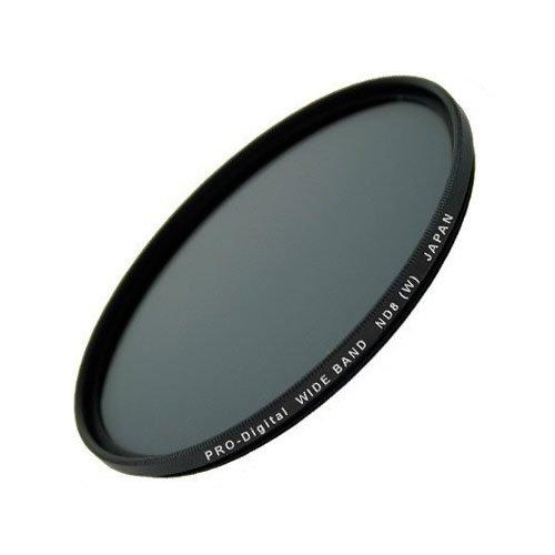 67mm Filtro gris ND8(profesional digital de ultra slim line–Versión) por ejemplo, para Canon, Nikon, Sony, Panasonic, Olympus y Pentax videocámara, cámaras y objetivos con rosca de filtros de 67mm... (by SIOCORE)