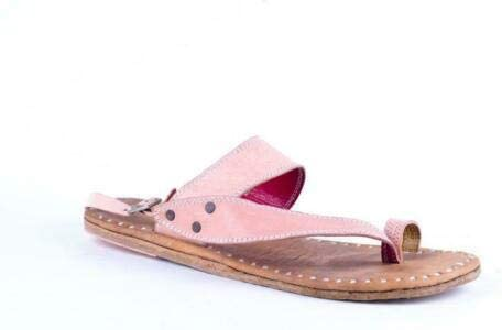 Zenith_Leather Mens Buckle Slippers Leather Slippers Flip Flop Indian Ethnic Sandals Flats Shoes