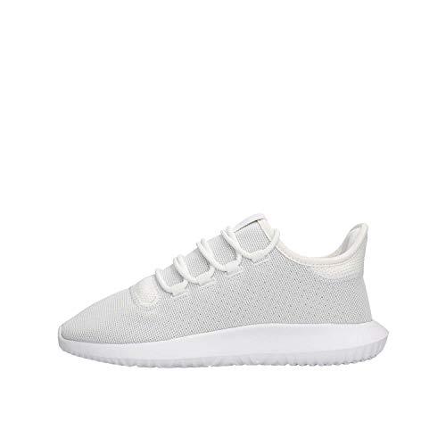 adidas Tubular Shadow J, Scarpe da Fitness Unisex-Adulto, Bianco (Ftwbla/Ftwbla/Ftwbla 000), 36 2/3 EU