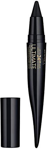Rimmel Ultimate Kohl Kajal Eye Pencil And Liner, Black...