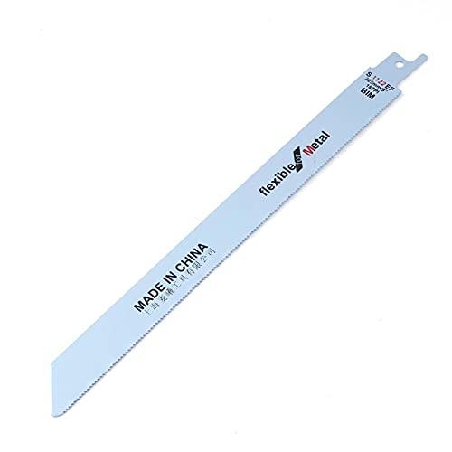 Liubiaonet Électricité Plaignes de scie Durable Sabre Sabr Scie Blades Travail du bois Outils de coupe du bois Accessoires de travail sur le bois (Color : A)
