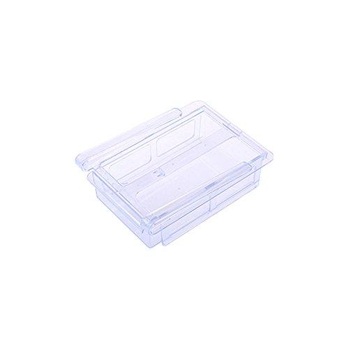 QSEVEN Set Kühlschrank Gefrierschrank-Fach Küchen-Organizer Kühlschrank Organizer
