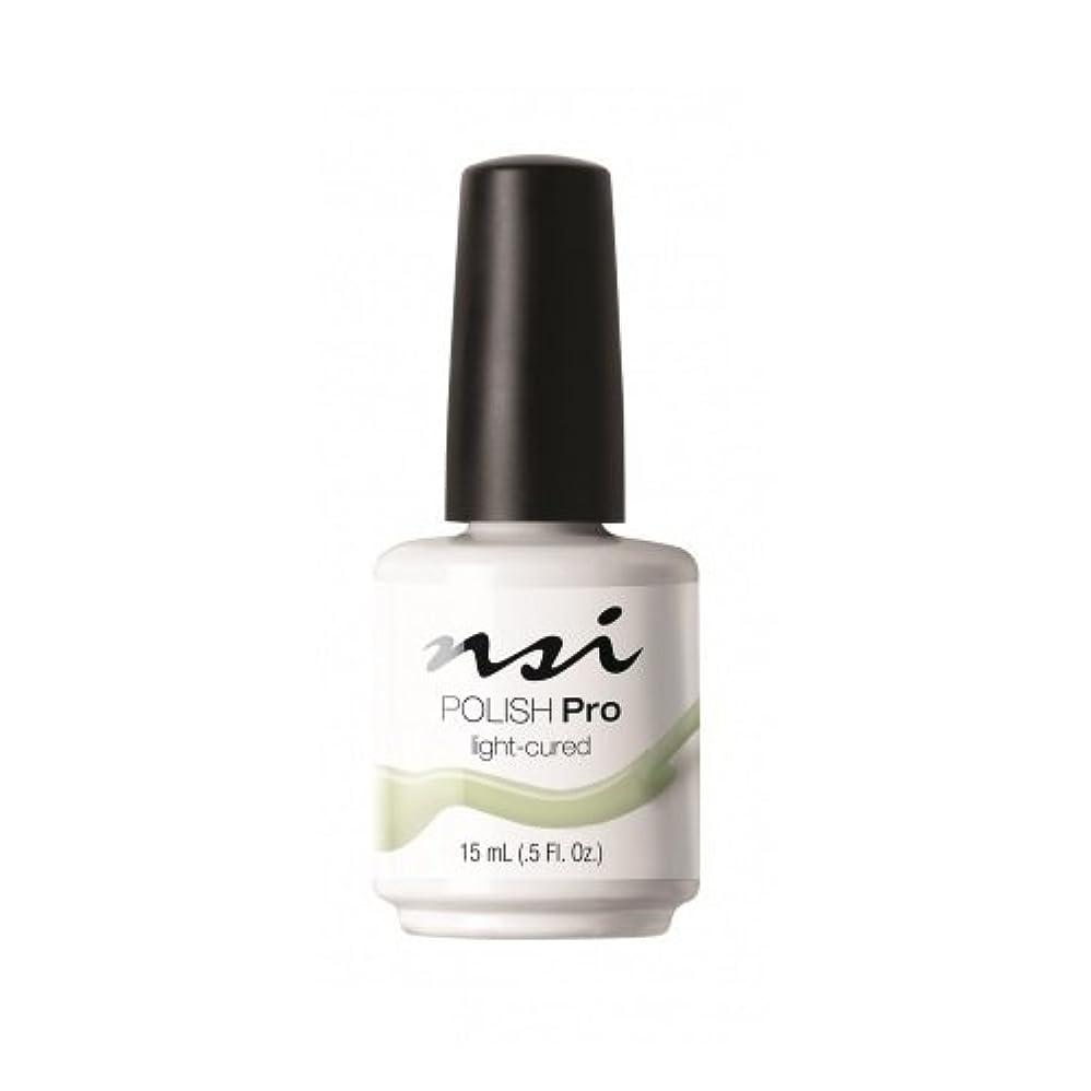 奇跡的な胆嚢アンデス山脈NSI Polish Pro Gel Polish - Sage It Ain't So - 0.5oz / 15ml