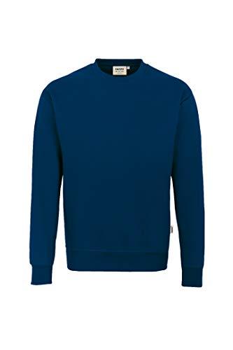 """HAKRO Sweatshirt """"Premium"""" - 471 - marine - Größe: XXL"""