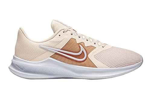 Nike Scarpa sportiva da donna Downshifter 10, Rosso (Rosa), 42 EU