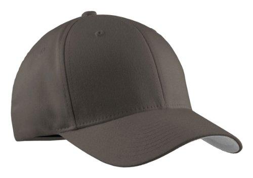 Port Authority® Flexfit® Cap. C865 Dark Grey L/XL