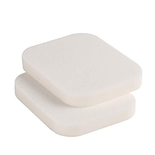 CloverGorge 2 pièces résistance à l'huile Humide et Sec Double Usage Poudre Liquide mélangeur Fond de Teint bouffée de Maquillage beauté beauté Maquillage Outil de Soin