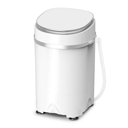 Unbekannt Protable Waschmaschine Mini Compact Waschmaschine Baby Kleidung Reinigung 3,8 kg Waschkapazität für Outdoor-Apartments Travel Studentenwohnheim