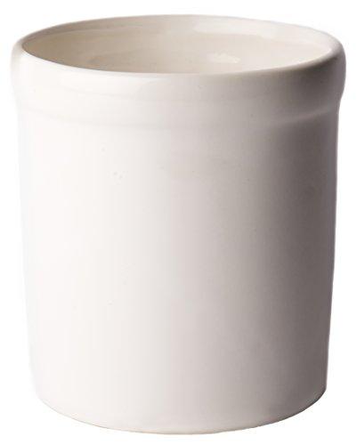 Ceramic Utensil Crock, Made in USA