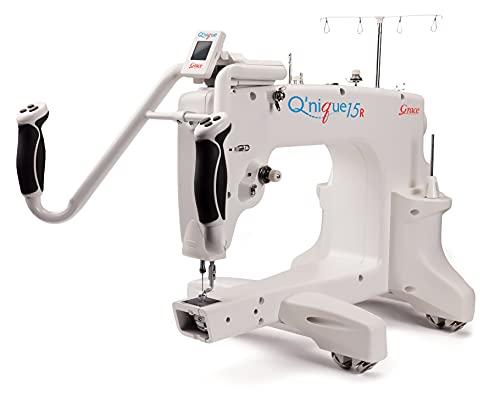 Q'nique Quilter 15R mid arm quilting machine