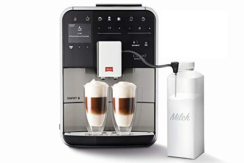 Melitta Machine à café automatique F86/0-400 Café Barista TS Smart Plus Melitta Connect