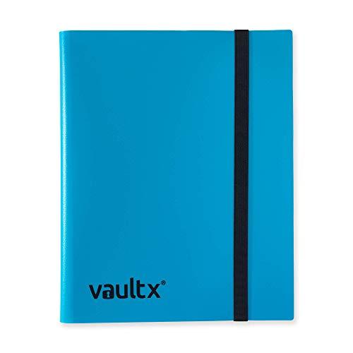 Vault X ® Binder - 9 Pocket Trading Card Album Folder - 360 Side Loading...