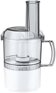 Cuisinart SM-FP Food-Processor Attachment for Cuisinart Stand Mixer, White (Renewed)