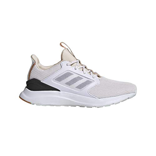 adidas Women's EnergyFalcon X Running Shoe, Linen/grey/tech Copper, 7.5 M US