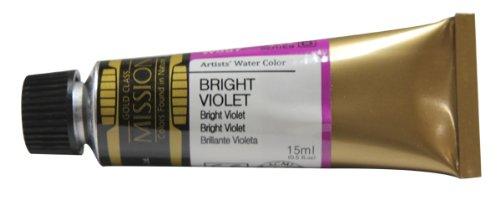 Mijello Mission Gold Class Water Color, 15ml, Bright Violet