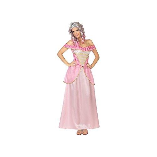Atosa-29015 Disfraz Princesa De Cuento Rosa Xl, Color (29015)