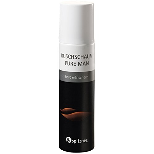 Spitzner Douche Mousse Pure Man 50 ml